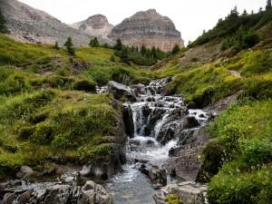 Eric Rose Photography - Helen Lake stream AB