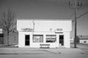 Photograph of Crossfield Store by Eric Rose