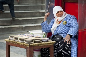 turkey_seedseller - photo by Eric Rose
