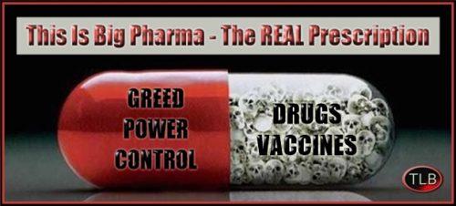 Big Pharma - the REAL drug cartel
