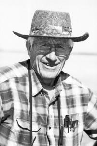 Eric Rose Photography - Henry Georzen, farmer